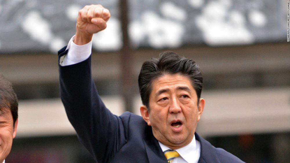 Ιαπωνία:  Νικητής των εκλογών ο Σίνζο Άμπε, χωρίς όμως να εξασφαλίσει την απαιτούμενη πλειοψηφία στη Γερουσία