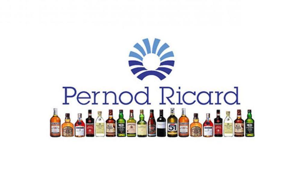 Αύξηση πωλήσεων 1,9% για την Pernod Ricard Hellas το 2018