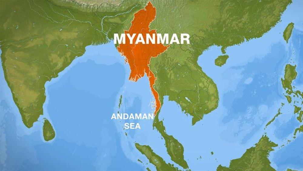 Ταϊλάνδη-Μιανμάρ: Οι αρχές έκαψαν 25 τόνους κατασχεμένων ναρκωτικών ουσιών αξίας 2 δισ. δολαρίων