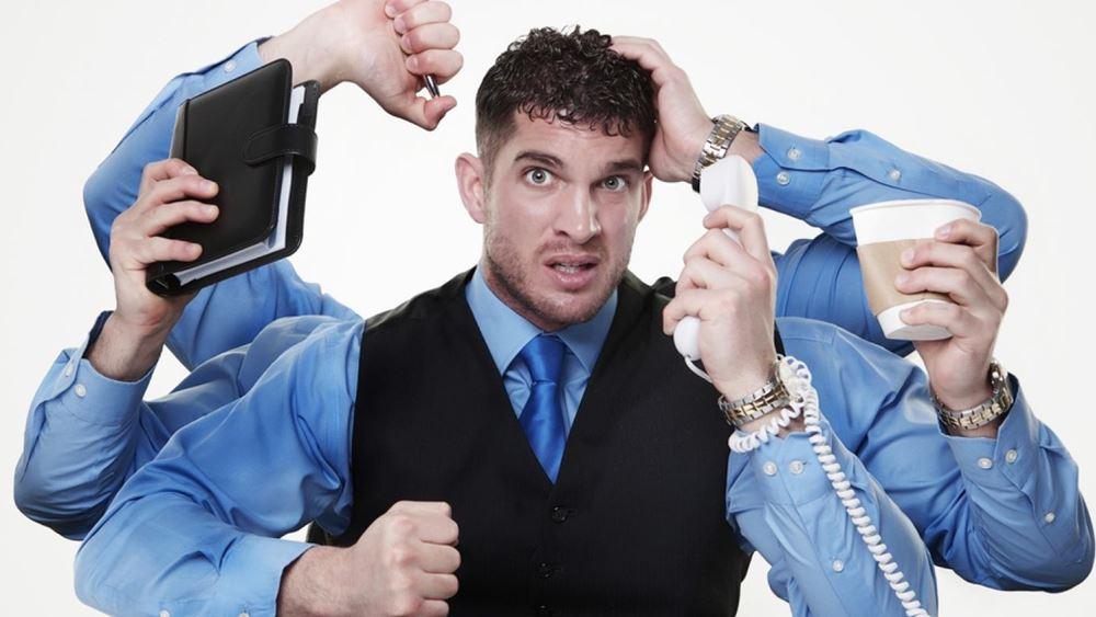 Γιατί ιδρώνουμε όταν έχουμε άγχος;
