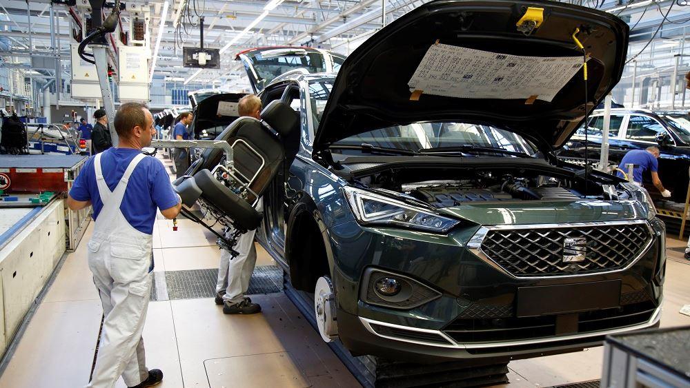 Από την παραγωγή αυτοκινήτων στην παραγωγή αναπνευστήρων πέρασε η Seat