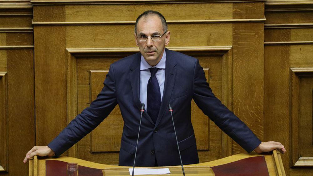 """Γ. Γεραπετρίτης:""""Ναι, υπό όρους"""" στη λαϊκή νομοθετική πρωτοβουλία"""