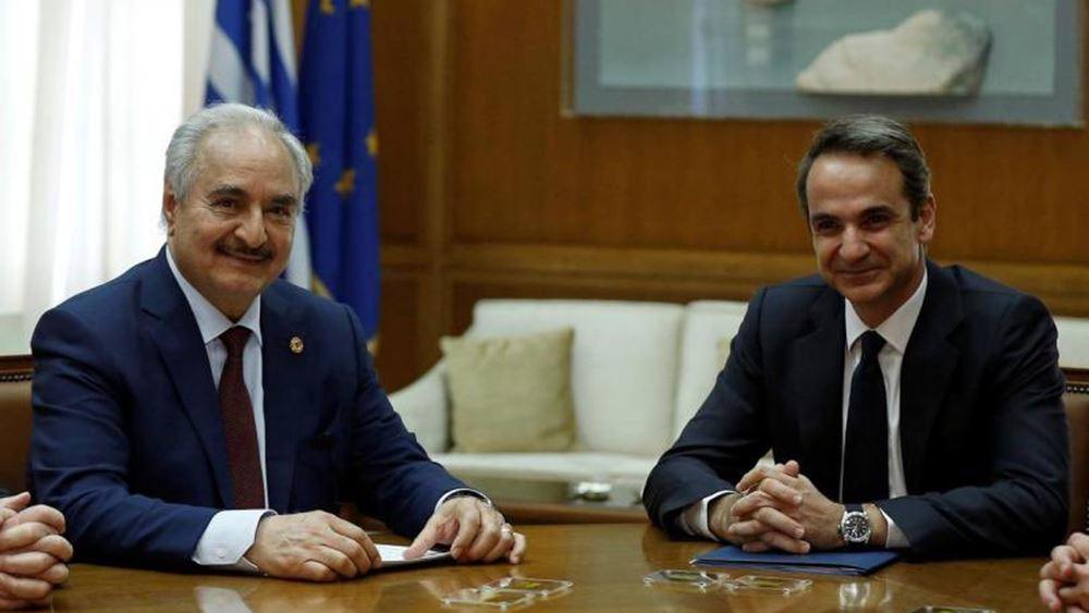 Δυνάμεις Χαφτάρ: Αγαπητέ Ερντογάν, ενώ εσύ απομονώνεσαι και δαιμονοποιείσαι, η Ελλάδα κάνει νέους φίλους