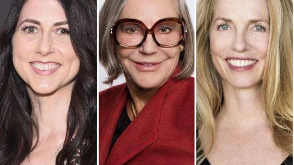 Forbes 400: Οι 9 πλουσιότερες γυναίκες της Αμερικής δεν είναι αυτοδημιούργητες