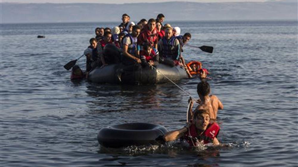 Τουλάχιστον 131 μετανάστες και πρόσφυγες περισυνελέγησαν σήμερα
