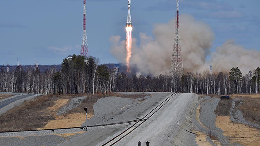 Ρωσία: Κεραυνός χτύπησε πύραυλο Soyuz κατά την εκτόξευσή του