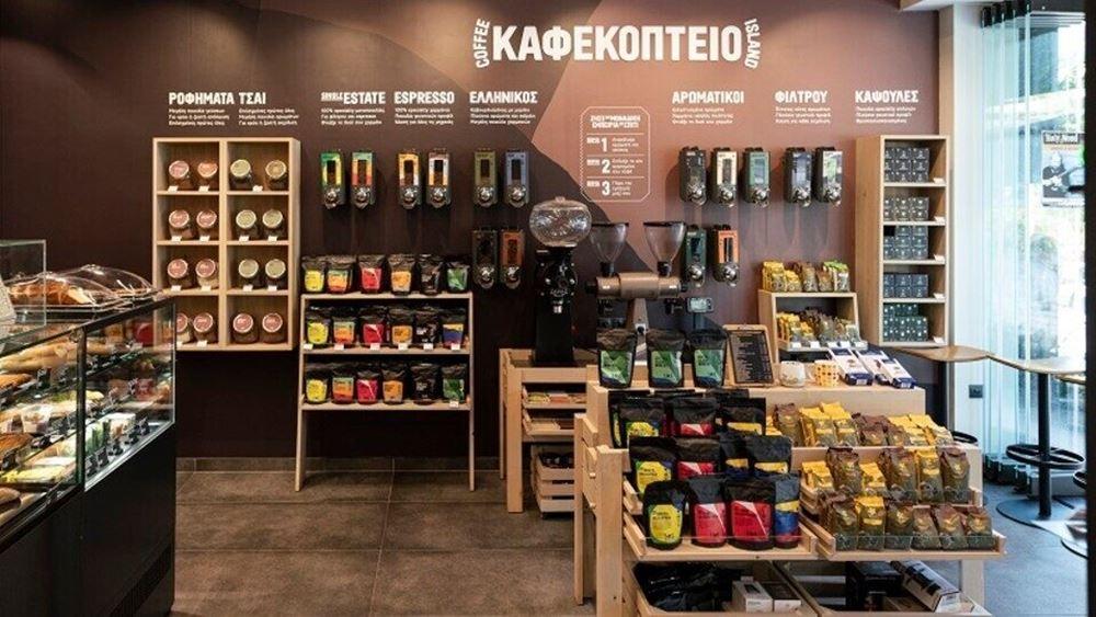Πώς κέρδισε η Coffee Island το πρώτο lockdown