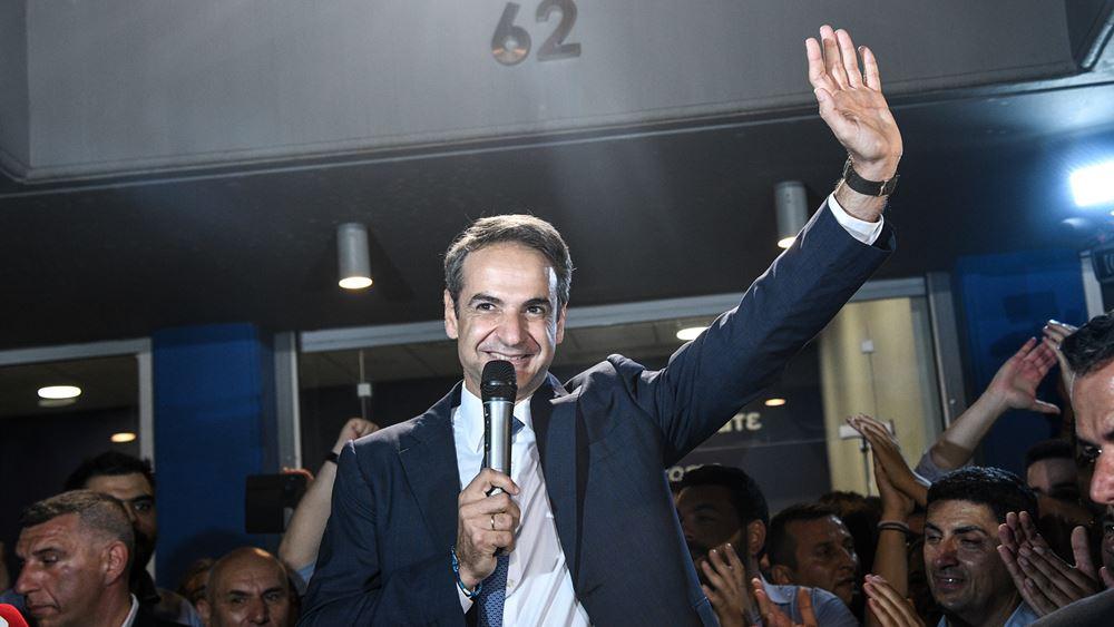 K. Μητσοτάκης: Θα είμαι πρωθυπουργός όλων των Ελλήνων