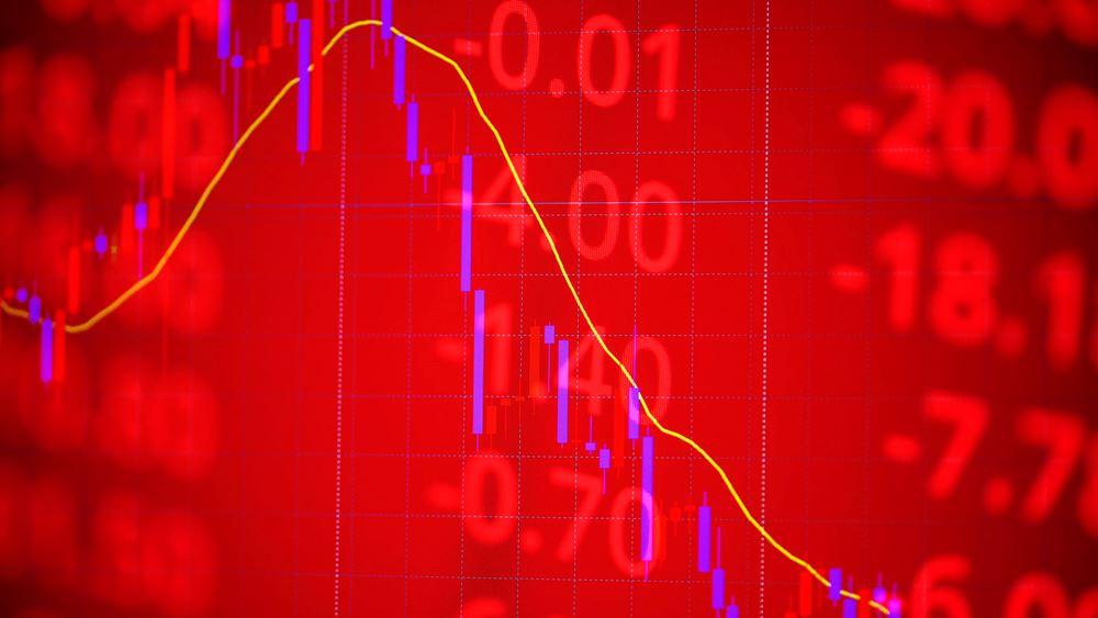 Τραπεζικό sell off 'βυθίζει' το Χρηματιστήριο