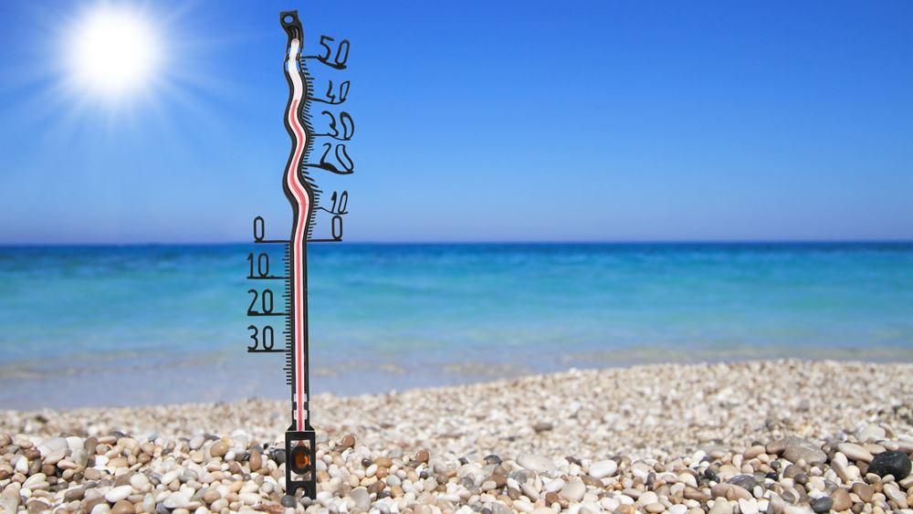 Αστεροσκοπείο: Η ακραία θερμή εισβολή στην Ελλάδα οφειλόταν σε αεροχείμαρρο πολύ θερμών αέριων μαζών από Αλγερία και Λιβύη