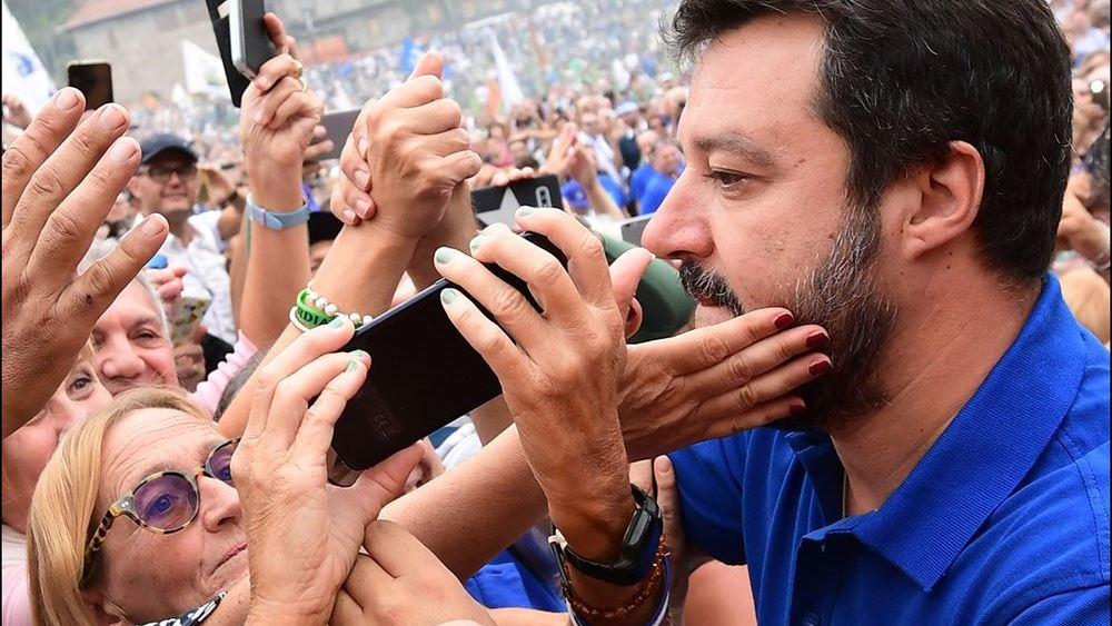 Ιταλία: Η ώρα της πρωθυπουργίας Σαλβίνι πλησιάζει