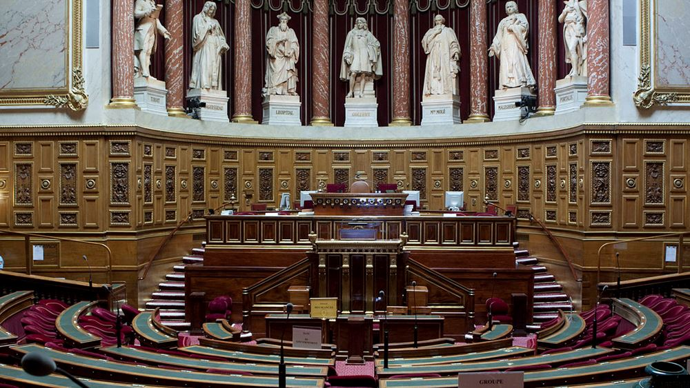 """Η γαλλική Γερουσία """"μπλόκαρε"""" το σχέδιο Μακρόν για δημοψήφισμα σχετικά με την κλιματική αλλαγή"""