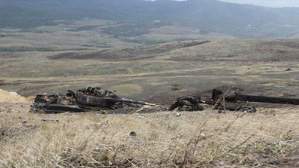 Αζερμπαϊτζάν-Αρμενία: Συνεχίζονται οι συγκρούσεις στο Ναγκόρνο Καραμπάχ - Πομπέο: Η Τουρκία επιδεινώνει την κατάσταση