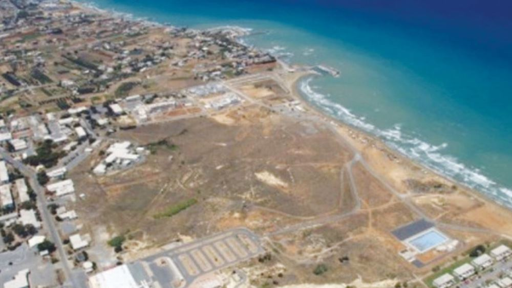 Αντίστροφη μέτρηση για την αξιοποίηση της πρώην αμερικανικής βάσης στο Ηράκλειο Κρήτης
