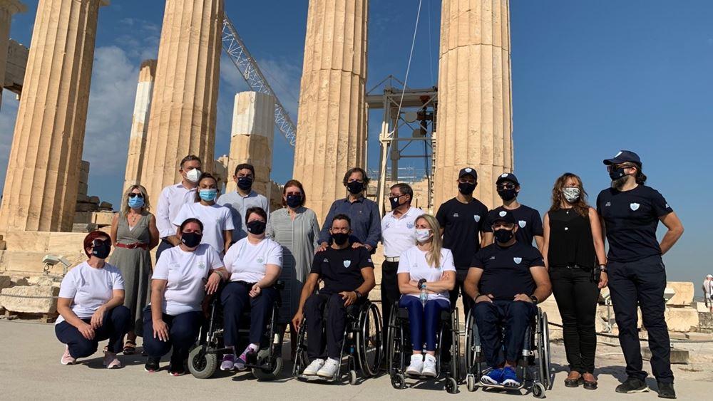 Κυρ. Μητσοτάκης: Για πρώτη φορά η Ακρόπολη είναι προσβάσιμη σε όλους