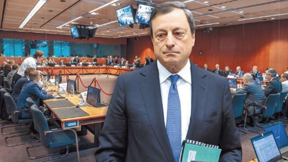 """Η """"σκιώδης"""" παρέμβαση της ΕΚΤ στο σχέδιο για το ελληνικό χρέος"""