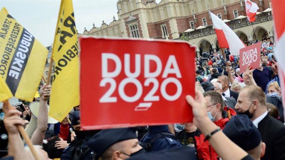 Πολωνία: Ο απερχόμενος πρόεδρος Ντούντα κατηγορεί την Γερμανία για ανάμιξη στις εκλογές