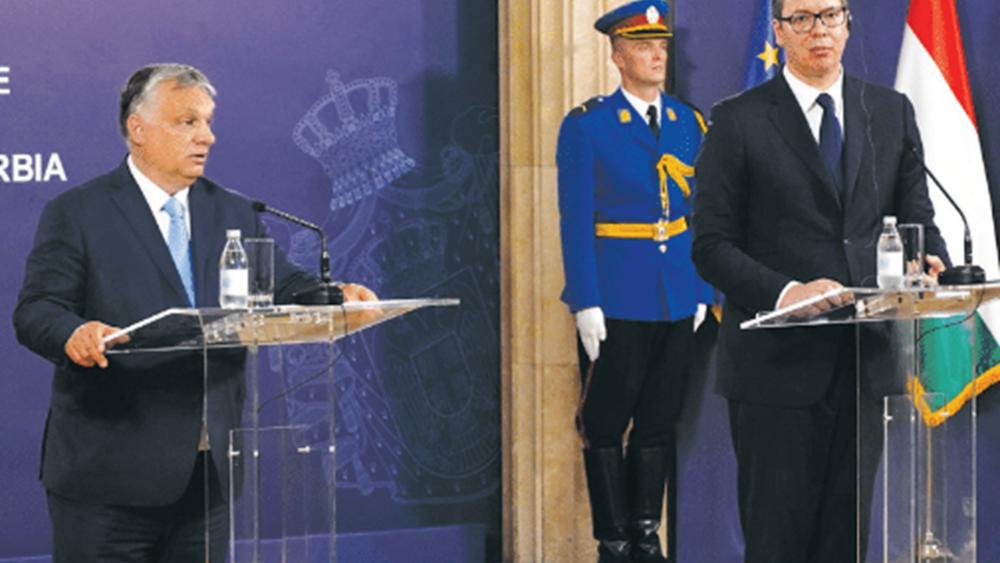 Ο Βίκτορ Όρμπαν και πάλι αναστατώνει την Ευρώπη