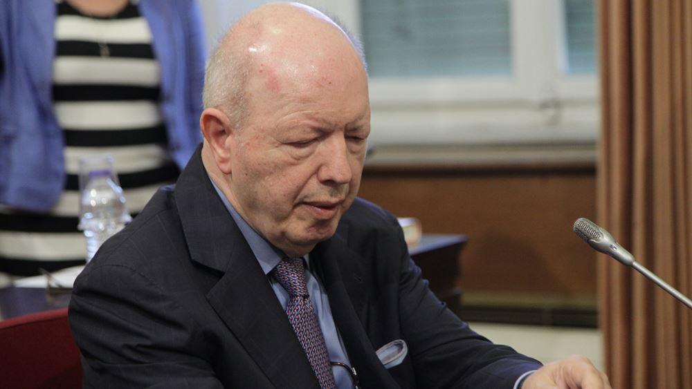 Αθωώθηκε ο Στ. Ψυχάρης για τα δάνεια του ΔΟΛ