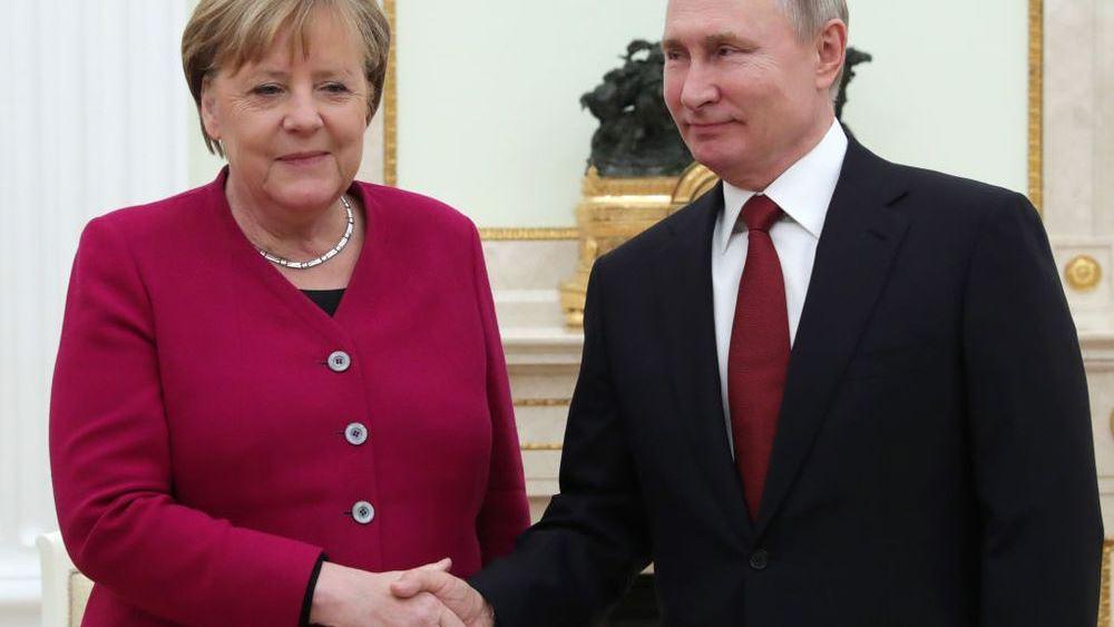 Ο Πούτιν κερδίζει πάντα Γερμανία - ΕΕ γιατί προτιμά να τον φοβούνται παρά να τον σέβονται