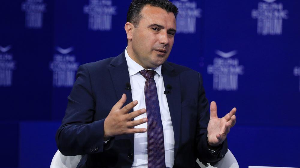 Ζάεφ: Η Ελλάδα είναι ηγέτης στα Δ. Βαλκάνια