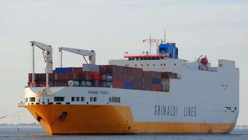 Ιταλικό πλοίο πιάστηκε στη Βραζιλία με 1,3 τόνους κοκαΐνης