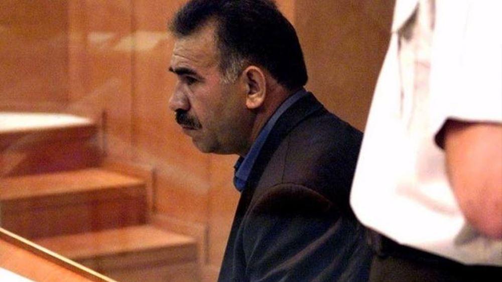 Τουρκία: Ο Οτσαλάν συνάντησε τον αδελφό του στη φυλακή του Ιμραλί