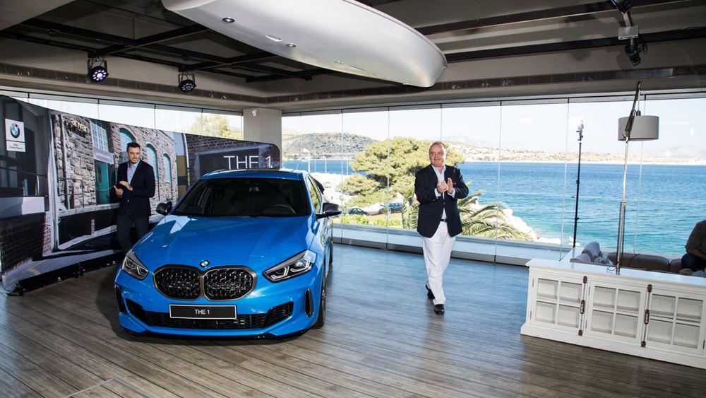 BMW: Στην Ελλάδα η νέα σειρά 1
