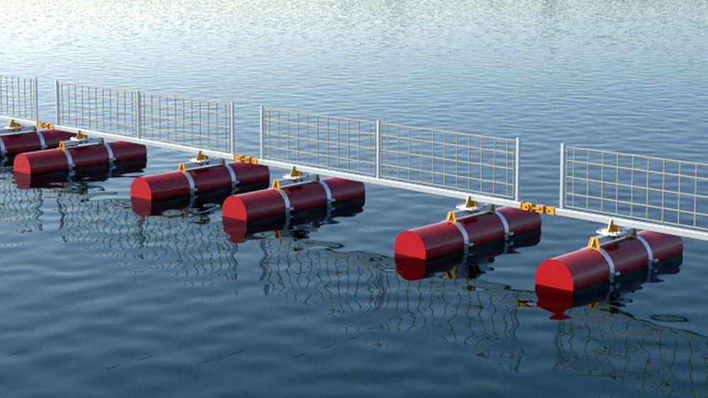 """""""Πλωτό φράχτη"""" για το μεταναστευτικό ετοιμάζει η κυβέρνηση"""