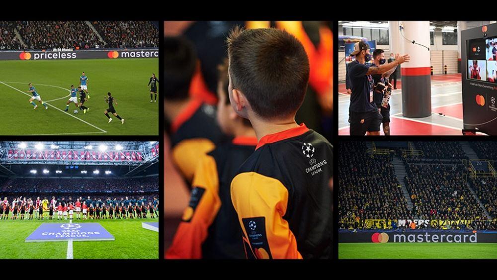 Mastercard UEFA Champions League