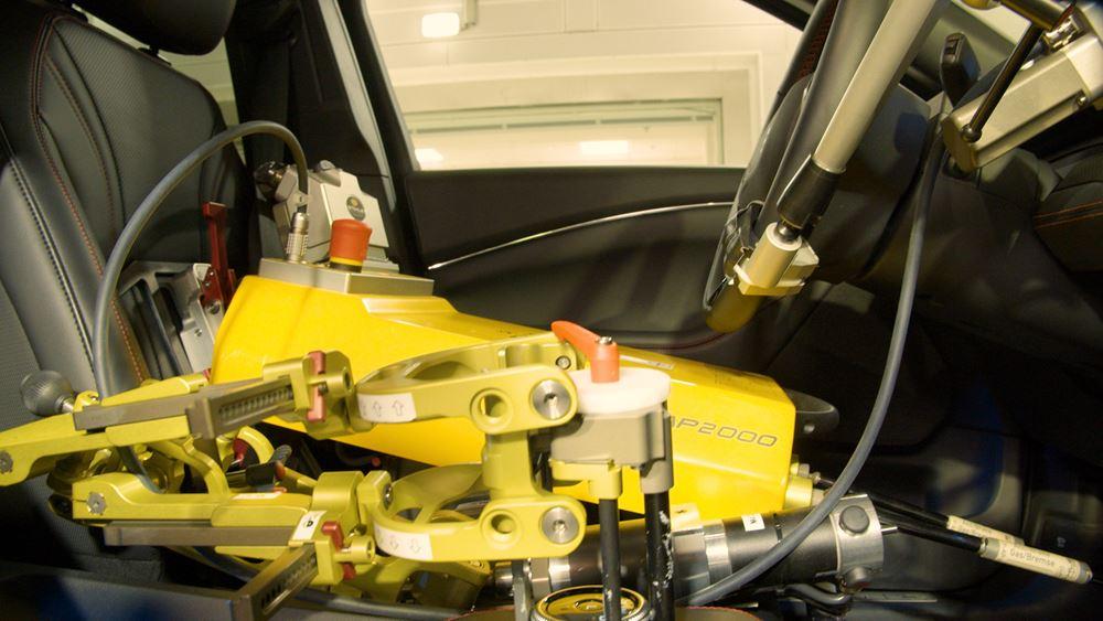 "Ford: Tα ρομπότ στη ""θέση"" του οδηγού εξέλιξης"
