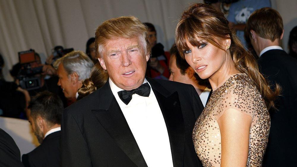 Θετικοί στον κορονοϊό ο Ντόναλντ Τραμπ και η σύζυγός του Μελάνια