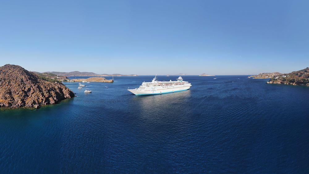 Συμφωνία για στρατηγική συνεργασία της Celestyal Cruises με την Versonix Seaware