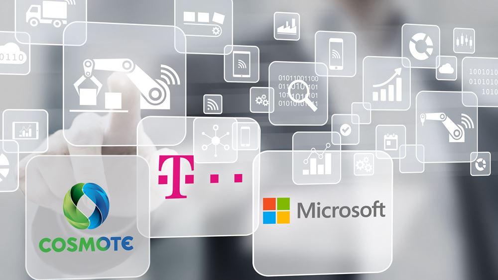 Ομαλή και αποτελεσματική μετάβαση στο cloud, με την τεχνογνωσία των COSMOTE - Microsoft