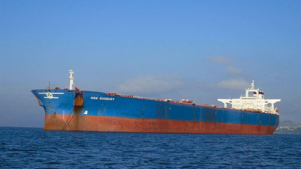 Βραζιλία: Νεκρός ο πλοίαρχος ελληνόκτητου πλοίου που ξέσπασε πυρκαγιά