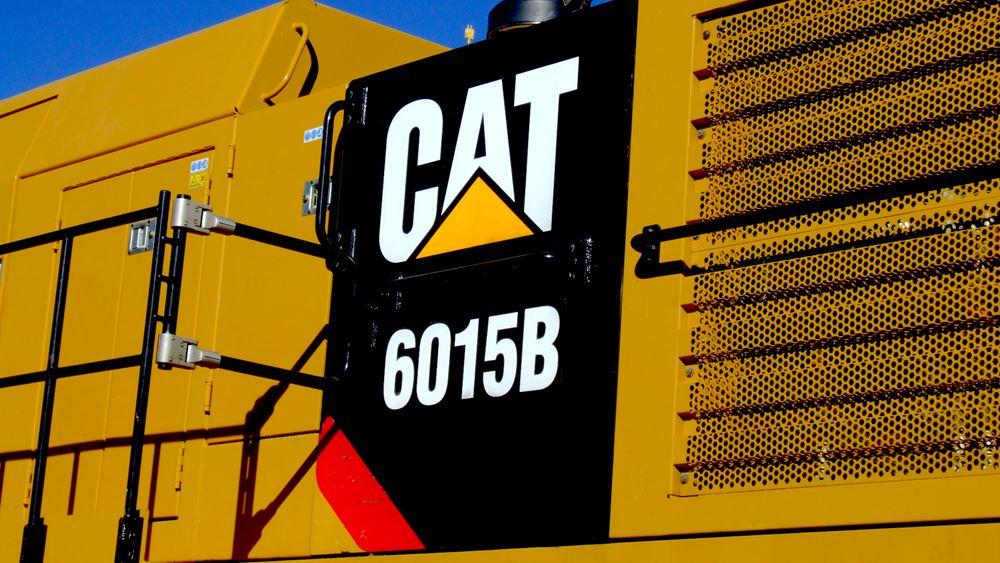 "Caterpillar: ""Βουτιά"" 54% στα κέρδη τρίτου τριμήνου"