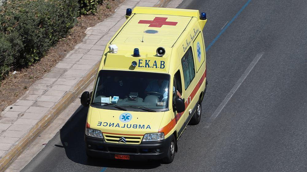 Νεκρός μέσα σε αυτοκίνητο εντοπίστηκε στο Ηράκλειο