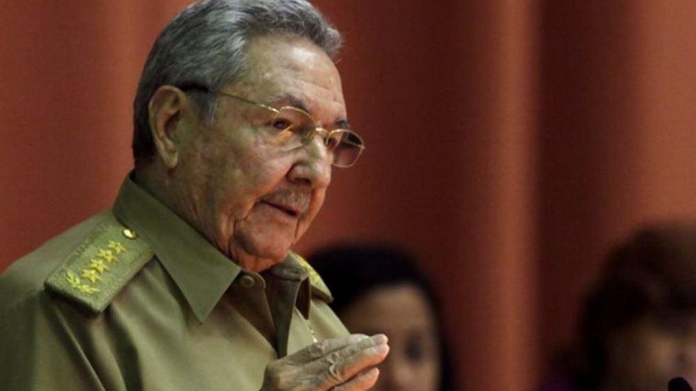 Κυρώσεις των ΗΠΑ στον Ραούλ Κάστρο