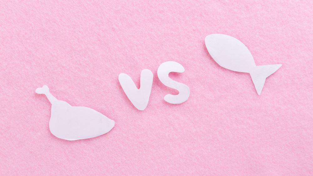 Ψάρι ή κρέας: Ποια είναι η καλύτερη επιλογή;
