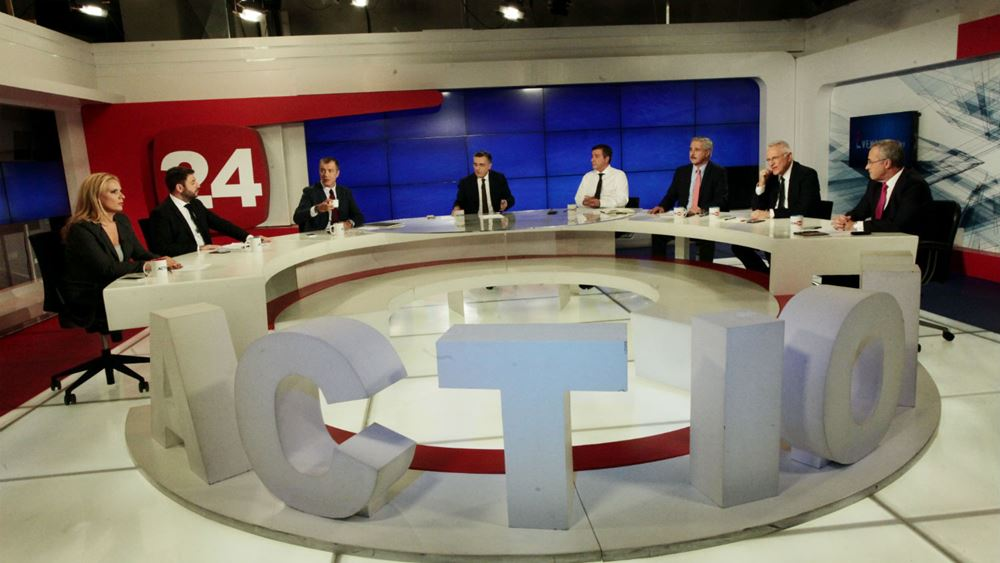 30/10 και 6/11 οι δυο τηλεοπτικές μονομαχίες των υποψηφίων για το νέο φορέα της Κεντροαριστεράς