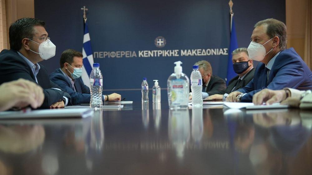 Λιβανός: Πρωταγωνιστής στην αγροτική ανάπτυξη και στις εξαγωγές η Κεντρική Μακεδονία