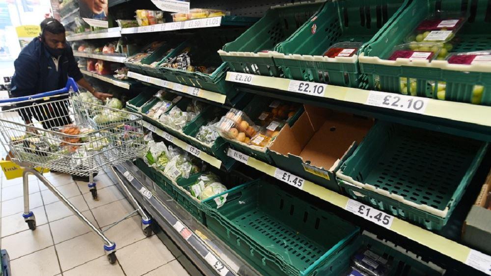 Βρετανία: Ελλείψεις στα σούπερ μάρκετ - Pingdemic, ο νέος πονοκέφαλος της κυβέρνησης