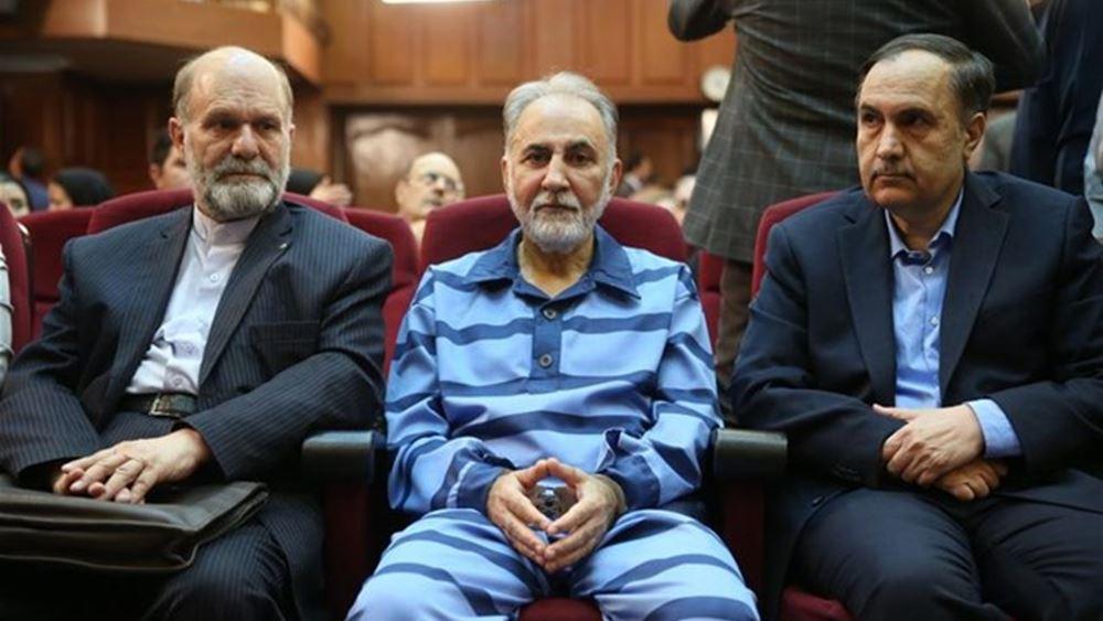 Ιράν: Ο πρώην δήμαρχος Τεχεράνης δεν θα τιμωρηθεί με θάνατο για τον φόνο της συζύγου του