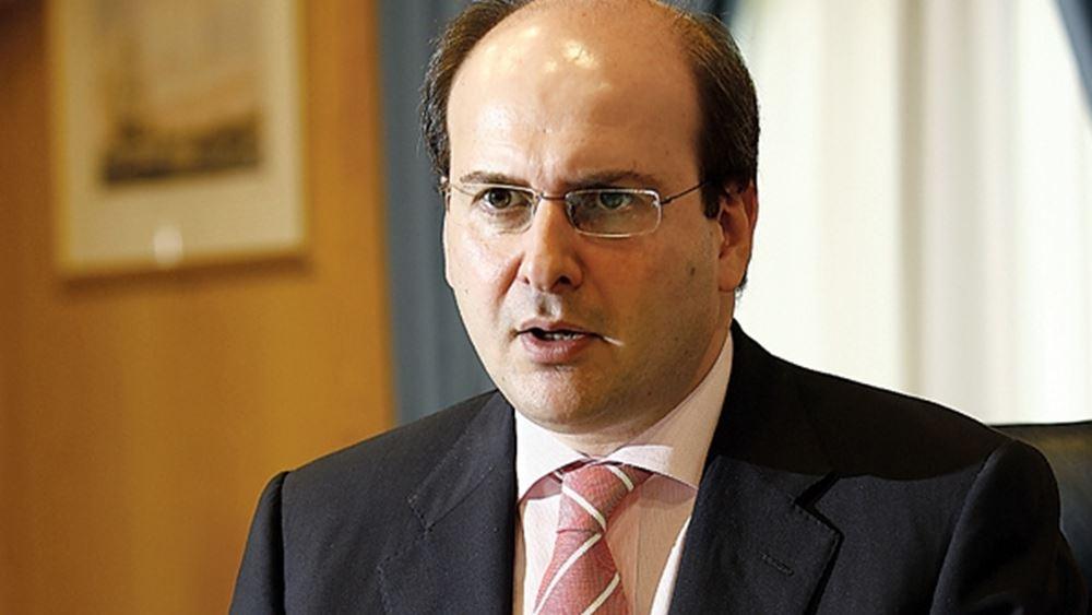 Τη ΣΣΕ της ΤΡΑΙΝΟΣΕ που προβλέπει 7ήμερη εργασία και εγκρίθηκε από την Ε. Αχτσιόγλου παρουσίασε ο Κ. Χατζηδάκης