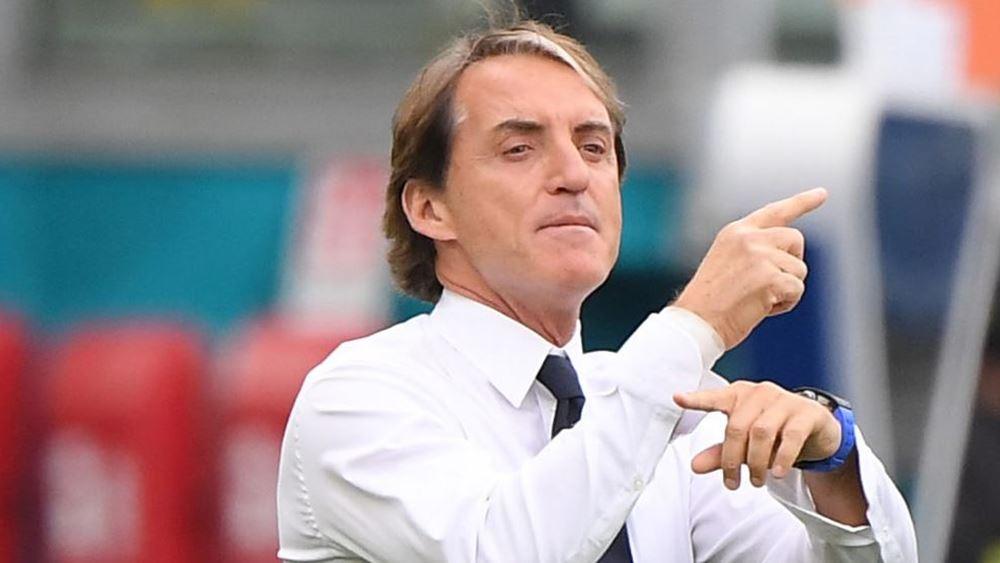 Ο προπονητής της Εθνικής Ιταλίας Μαντσίνι επένδυσε σε παράκτιες εταιρίες, σύμφωνα με τα Pandora Papers