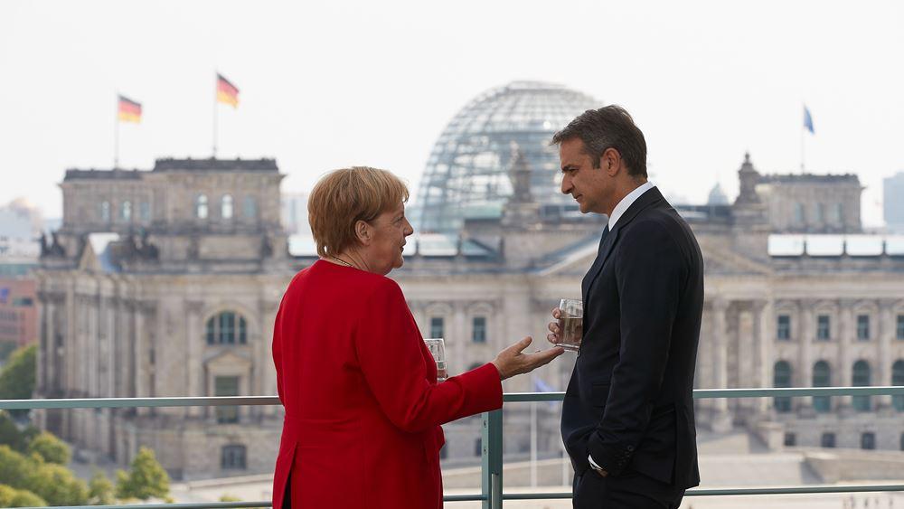 Ποιοι επιχειρηματίες και τραπεζίτες πάνε για business στο Βερολίνο