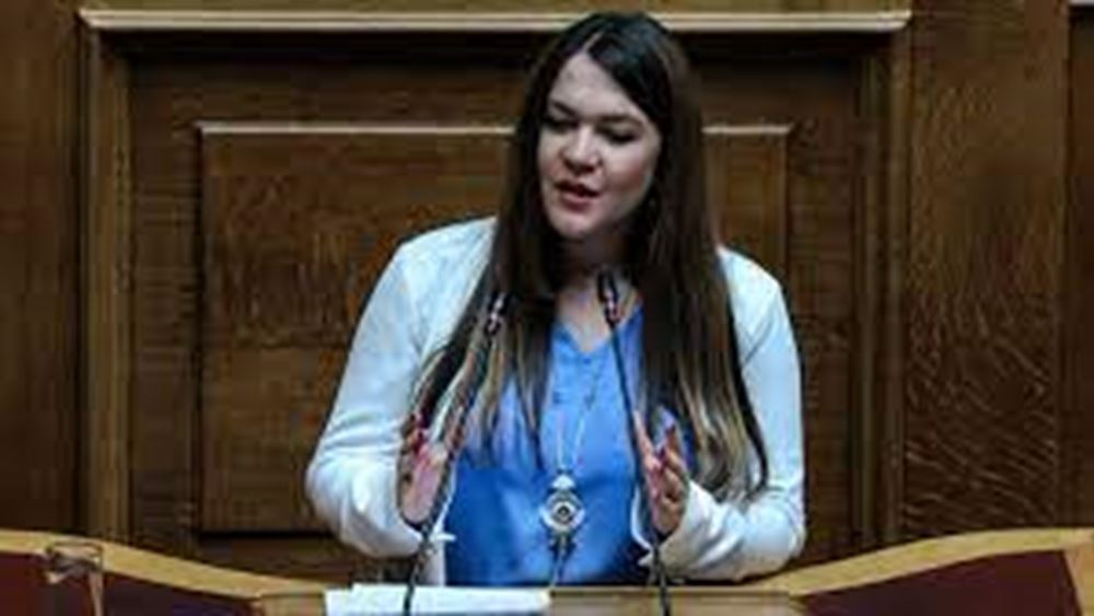 Bουλή: Ανακοινώθηκε επίσημα η ανεξαρτητοποίηση της Κ. Αδάμου από το ΜεΡΑ25