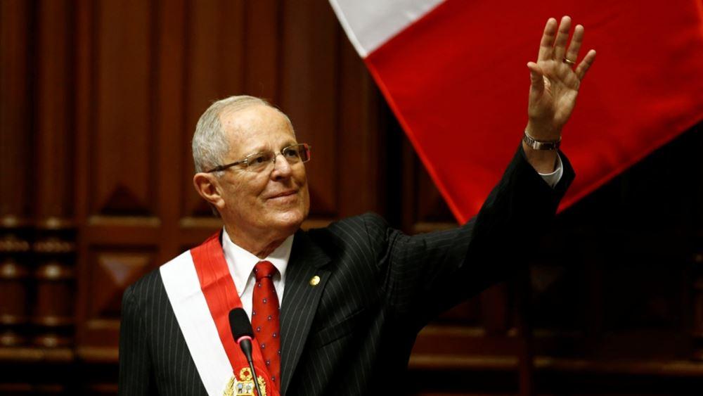 Περού: Απέφυγε την καθαίρεσή του από το Κογκρέσο ο Κουτσίνσκι