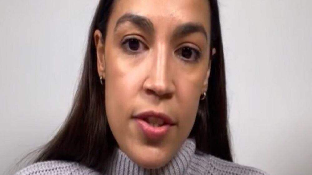 Αλεξάντρια Οκάσιο Κορτέζ: Είμαι θύμα σεξουαλικής επίθεσης
