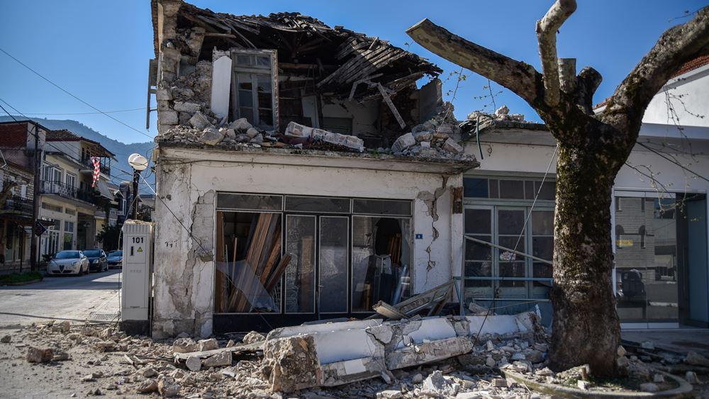 Σεισμός στην Πάργα: 190 κτιριακές εγκαταστάσεις μη κατοικήσιμες